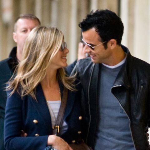 Jennifer Aniston et Justin Theroux fiancés