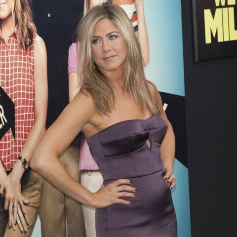 Jennifer Aniston: «j'ai pris un peu de poids»