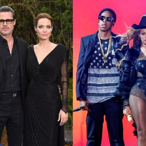 Jay Z et Beyoncé, en concert pour Angelina Jolie et Brad Pitt?