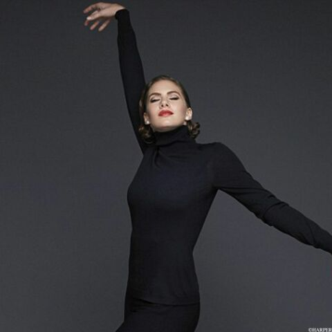 Emma Ferrer à l'assaut du mythe Audrey Hepburn