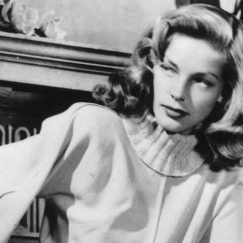 Lauren Bacall, l'étoile hollywoodienne