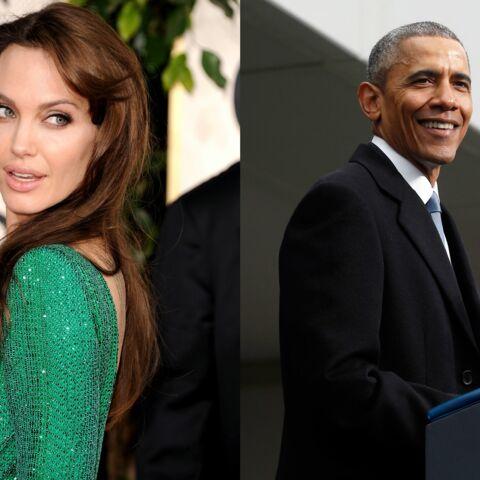 D'Angelina Jolie à Barack Obama, toutes ces stars gauchères