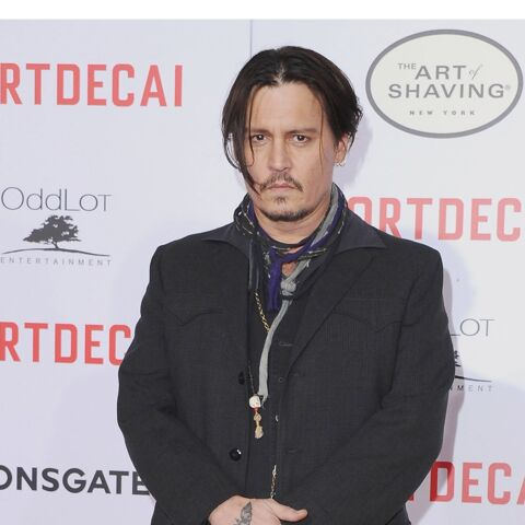 Johnny Depp, star du rock