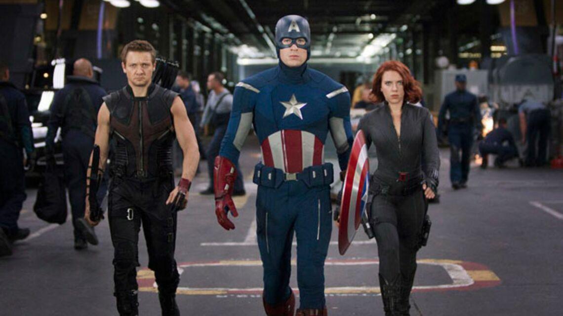 Vidéo – Avengers: les super héros cassent la baraque