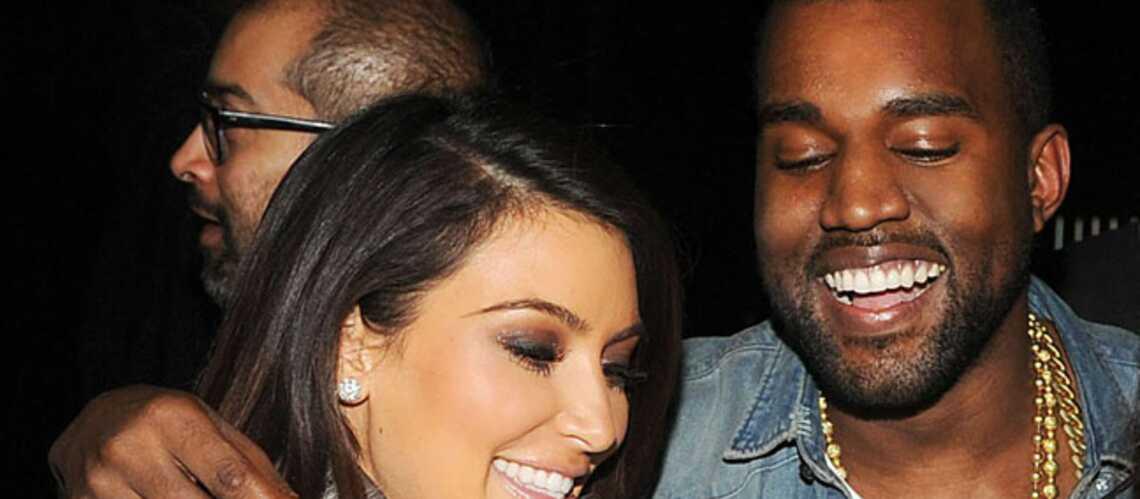 Kim Kardashian et Kanye West pas encore fiancés