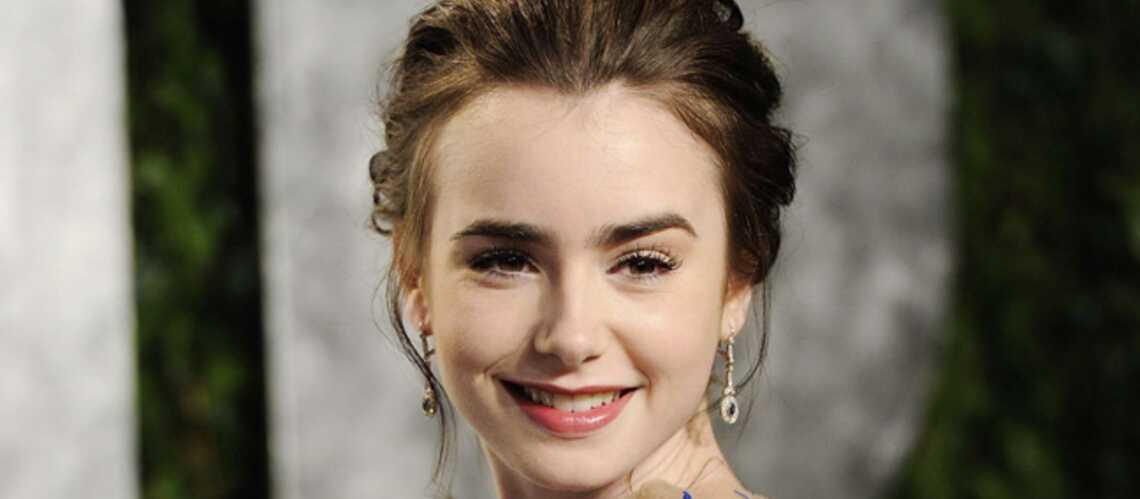 Lily Collins: «Je suis toujours à la recherche du prince charmant»