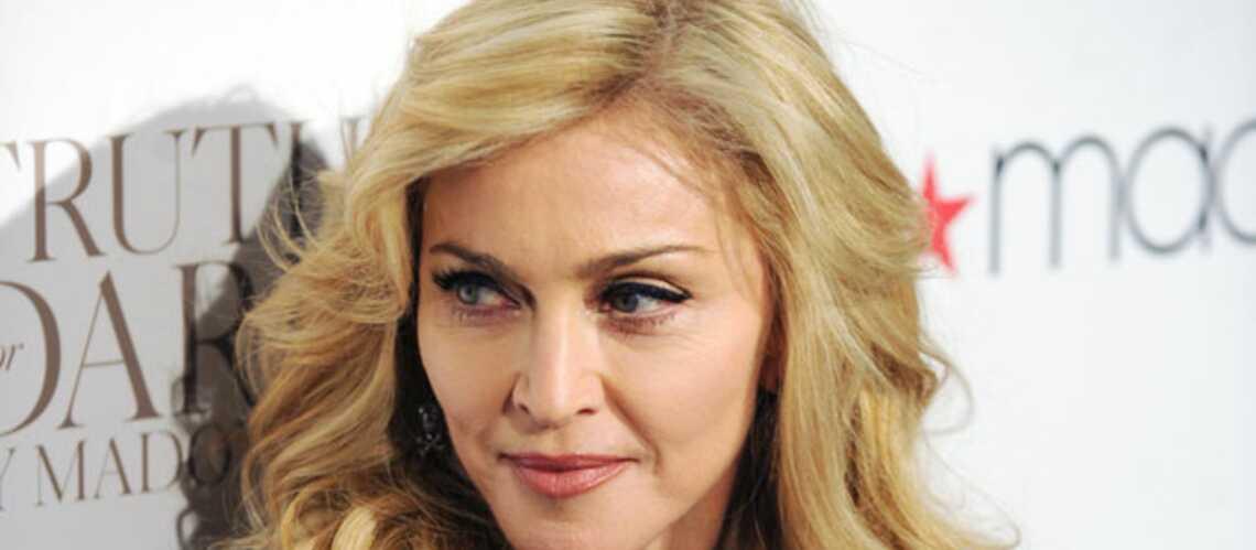 Madonna: elle flingue Guy Ritchie