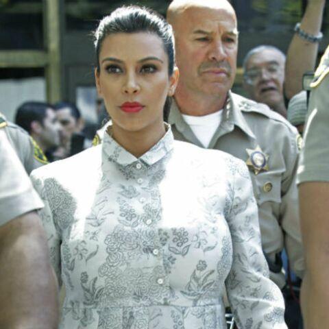 Kim Kardashian, son ex lui pose un lapin