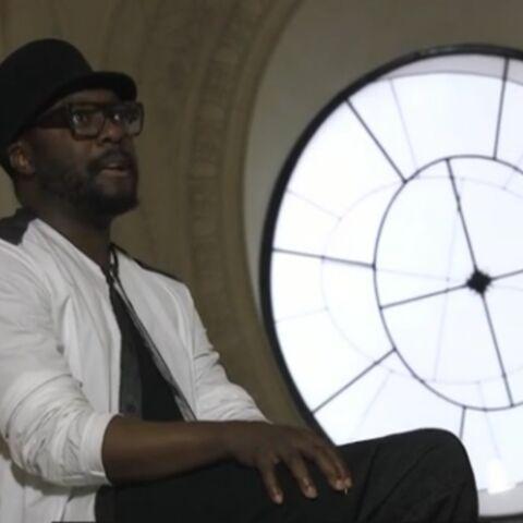 Vidéos – Will.I.am: une nuit au Louvre