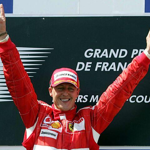 Michael Schumacher: sa F1 aux enchères