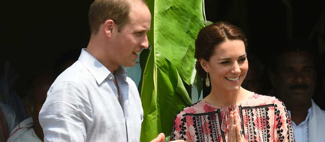 Photos – Kate Middleton et Prince William sains et saufs ...