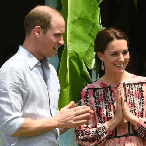 Photos – Kate Middleton et Prince William sains et saufs en Inde après un tremblement de terre