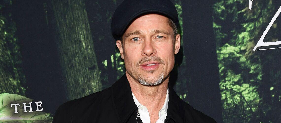 Brad Pitt divorcé, il se lance discrètement à la recherche d'une nouvelle compagne