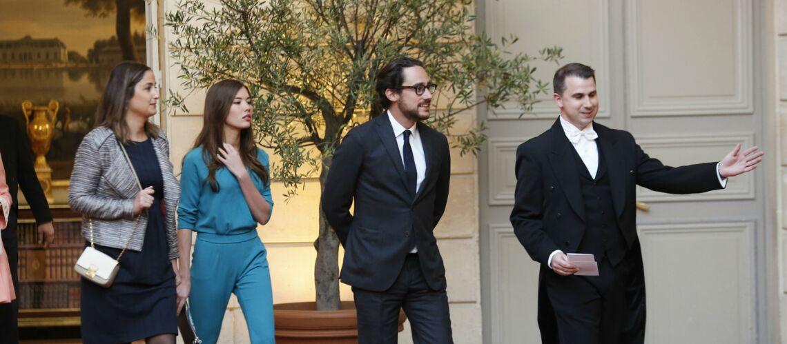 PHOTOS – Thomas Hollande et Emilie Broussouloux en amoureux… devant François Hollande et Ségolène Royal