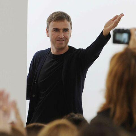 Raf Simons chez Dior?