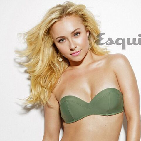 Hayden Panettiere sexy sans Scotty