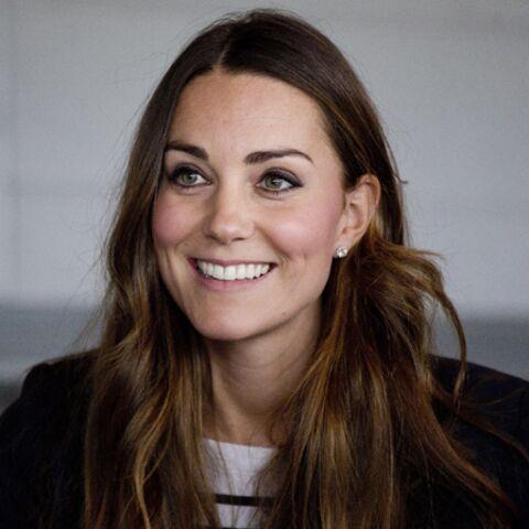 Kate Middleton: sa première vraie tuile