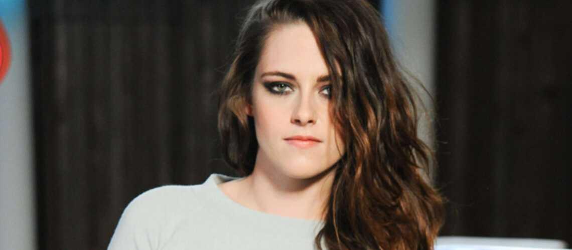 Kristen Stewart, texane chic pour Karl Lagerfeld