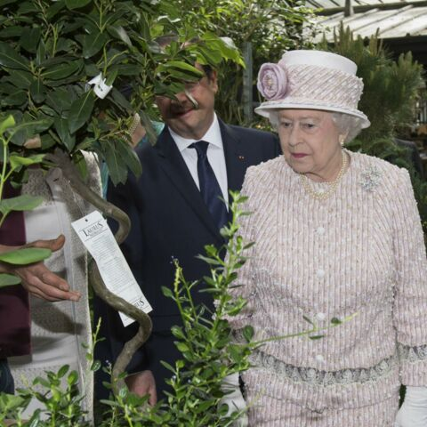 Elizabeth II, son hallucinant jardin secret