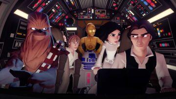 Star Wars: la tête dans les étoiles avec Disney Infinity 3.0
