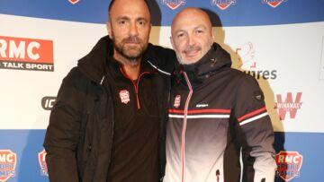 PHOTOS – Frank Leboeuf et Christophe Dugarry : duo de choc aux RMC Sport Games