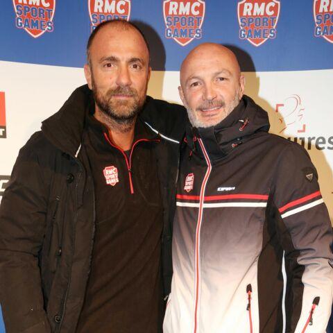 PHOTOS – Frank Leboeuf et Christophe Dugarry: duo de choc aux RMC Sport Games