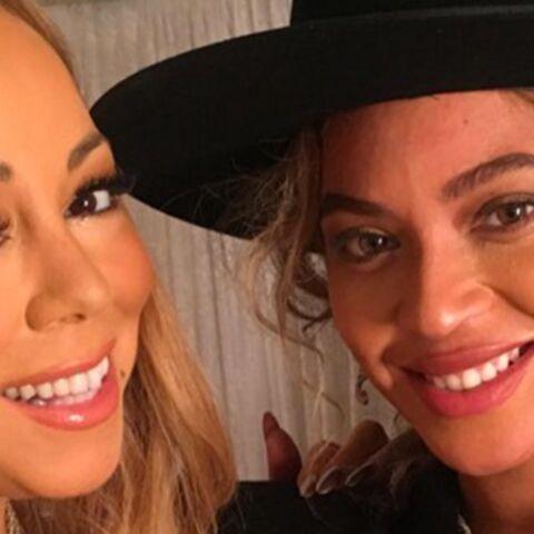 PHOTO – Mariah Carey et Beyoncé posent ensemble avec leurs adorables bambins