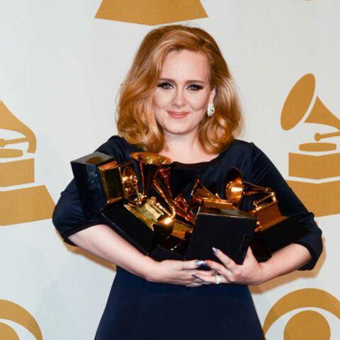 Adele, son grand retour aux Grammy Awards