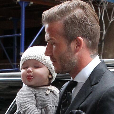 Harper Seven Beckham, bientôt baby star?