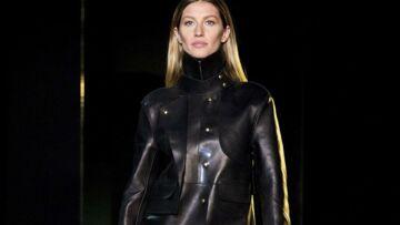 Gisele Bündchen bat le runway à New York