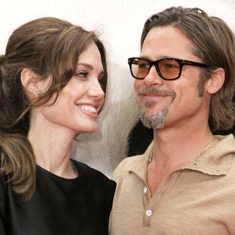 Angelina Jolie et Brad Pitt, in vino veritas