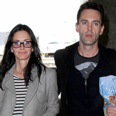 Courteney Cox: mariée avant son amie Jennifer Aniston?