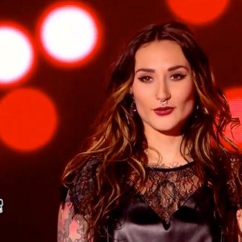 The Voice – Amélie Piovoso se déchaîne sur la scène