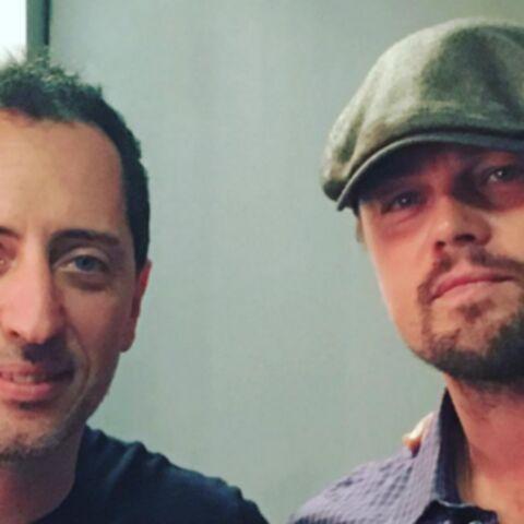 Gad Elmaleh et Leo DiCaprio amis à New York