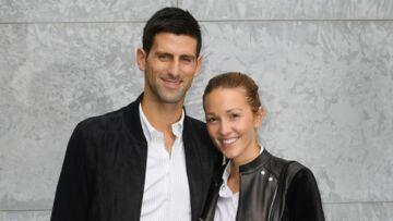 Novak Djokovic et sa femme Jelena attendent un second enfant
