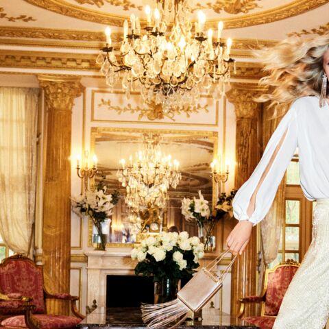 PHOTOS – Toni Garrn, sublime égérie pour Elisabetta Franchi