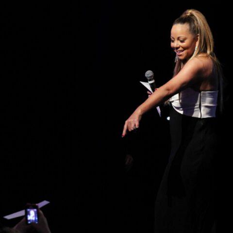 Photos- Mariah Carey copie Jennifer Aniston