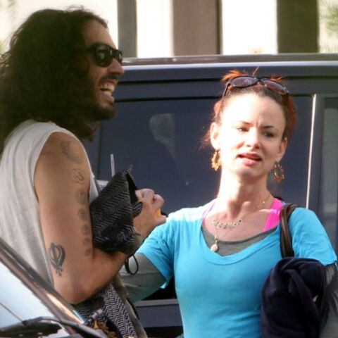 Russell Brand et Juliette Lewis, ensemble?