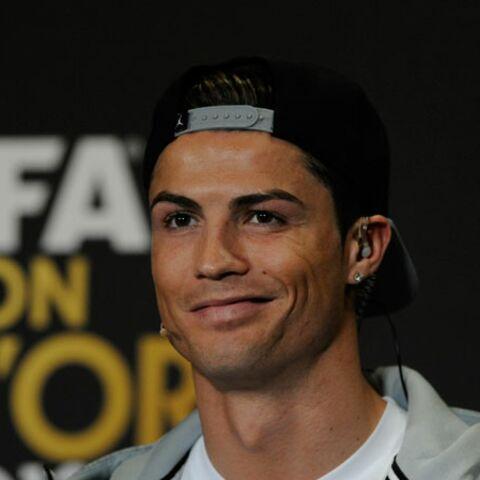 Cristiano Ronaldo élu ballon d'or 2014