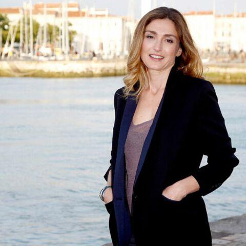 Julie Gayet associée à François Pinault?