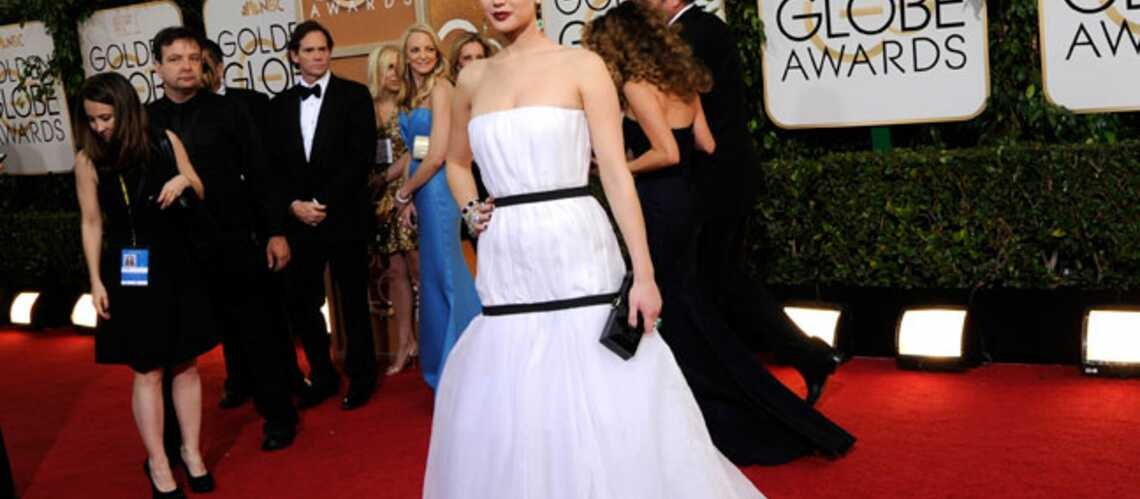 Photos- Buzz autour de la robe de Jennifer Lawrence