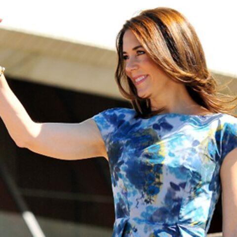 Mary de Danemark élue femme la plus élégante de l'année