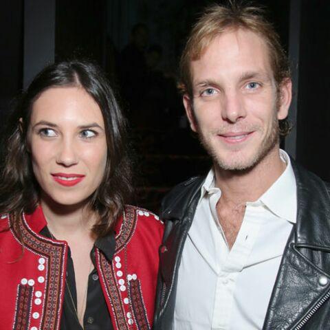 Andrea et Tatiana Casiraghi, mariés religieusement en février