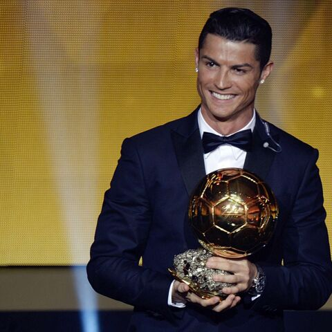 Cristiano Ronaldo remporte le Ballon d'Or
