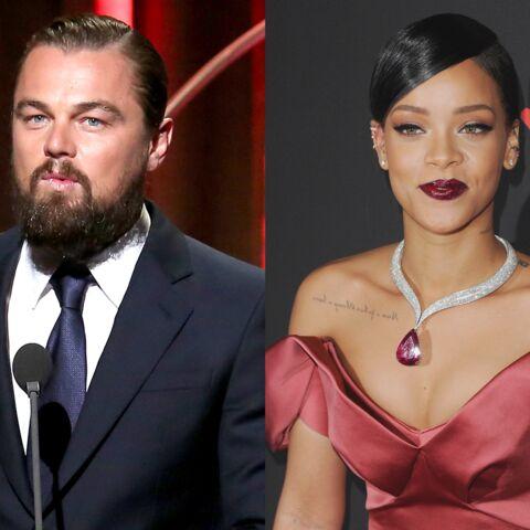 C'est chaud entre Leonardo DiCaprio et Rihanna