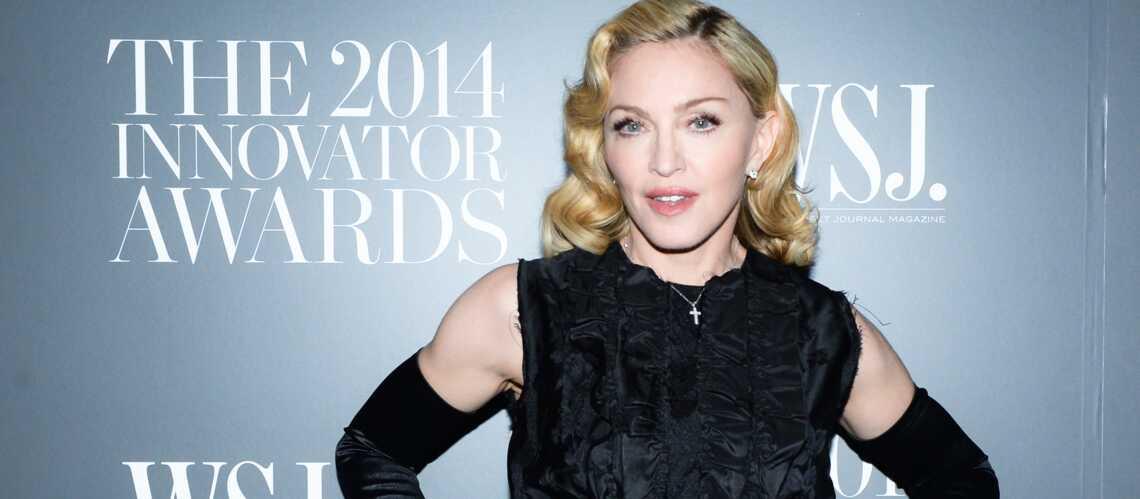 Madonna orchestre son grand retour aux Grammys