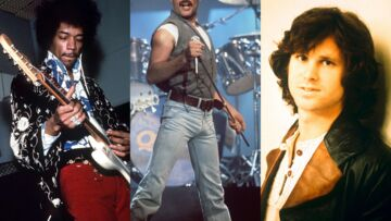 Où reposent les plus grandes rock stars?