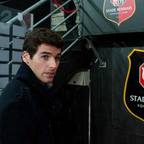 Yoann Gourcuff sèche l'entraînement du Stade Rennais