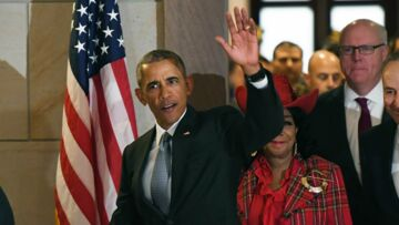 La chienne de Barack et Michelle Obama a mordu une jeune fille au visage à la Maison Blanche