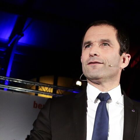 Benoît Hamon: qui est Gabrielle Guallar, son épouse dont il ne veut pas parler?